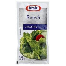 Kraft Creamy Ranch Dressing - 2oz
