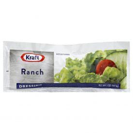 Kraft Creamy Ranch Dressing - 1oz