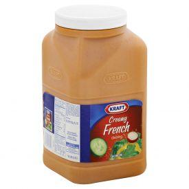 Kraft Creamy French Dressing - 128oz