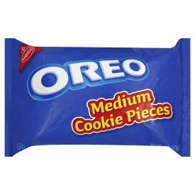 Nabisco Oreo Pieces Medium Crunch Cookie Crumbs 1lb.