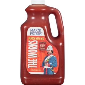 Major Peters' The Works Bloody Mary Mix 1.75L