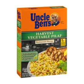 Uncle Ben's Harvest Vegetable Rice Pilaf 33 oz