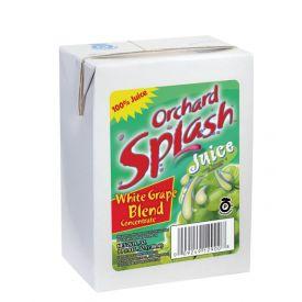Orchard Splash White Grape Juice 25oz.