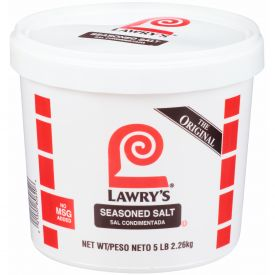 Lawry's Seasoned Salt - 5 lb