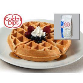 Golden Dipt Belgian Waffle Mix 5lb.