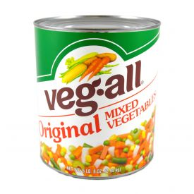Veg-All Original Mixed Vegetables - 104oz