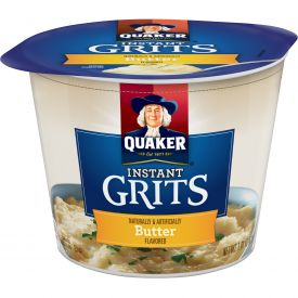 Quaker Butter Flavored Instant Grits 1.4oz.