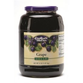 Carriage House Grape Jelly 4lb.