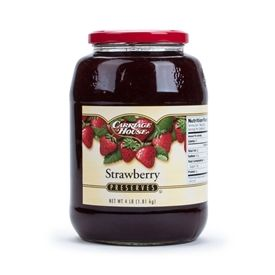 Carriage House Strawberry Preserves 4lb.