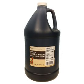 Natural American Foods Blackstrap Molasses 128oz.