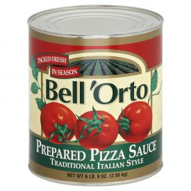 Bell' Orto Pizza Sauce - 105oz