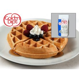 Golden Dipt Griddle Pancake & Waffle Mix Bag 5lb.
