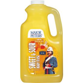 Major Peters' Sweet N' Sour Mix 1.75L