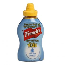 French's Yellow Squeeze Mustard 12oz.