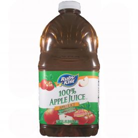 Ruby Kist Apple Juice 64oz.
