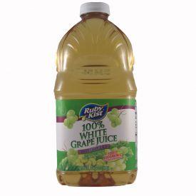 Ruby Kist White Grape Juice 64oz.