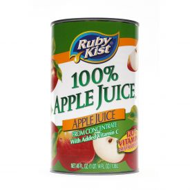 Ruby Kist Apple Juice 46oz.