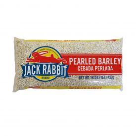 Jack Rabbit Pearled Barley 1lb.