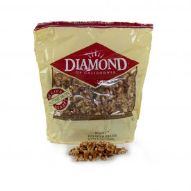 Diamond Walnut Halves and Pieces 2lb.