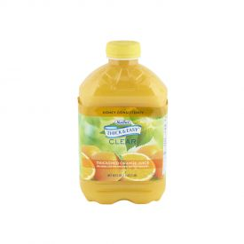Thick & Easy Thickened Orange Juice Honey Consistency 46oz.