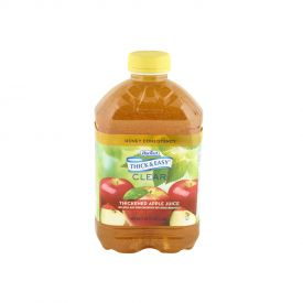 Thick & Easy Thickened Apple Juice Honey Consistency 48oz.