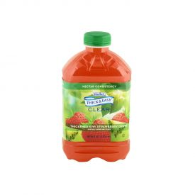 Thick & Easy Thickened Kiwi Strawberry Drink Nectar Consistency 48oz.