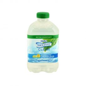 Thick & Easy Hydrolyte Thickened Water Nectar Consistency 46oz.