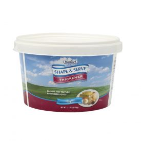 Shape & Serve Thickener Puree Shape & Serve Food 4lb.