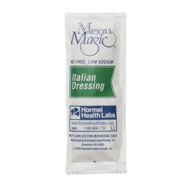 Menu Magic Fat-Free Italian Dressing 12gm.