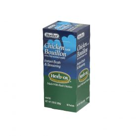 Herb-Ox Instant Chicken Broth Single Serve .15oz.