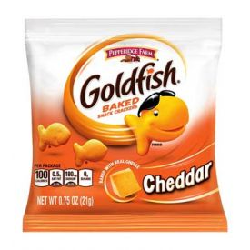 Goldfish Cheddar Crackers - 0.75oz