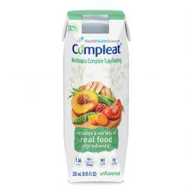 Nestle Compleat Malnutrition Liquid 8.45oz.