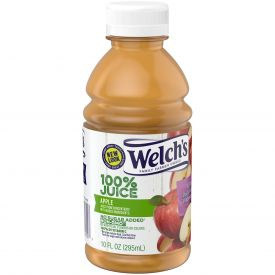 Welch's Apple Juice 10oz.