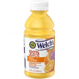 Welch's Orange Juice 10oz.
