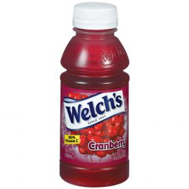 Welch's Cranberry Juice 10oz.