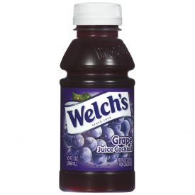 Welch's Grape Juice Cocktail 10oz.