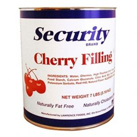 Security Cherry Filling 7lb.