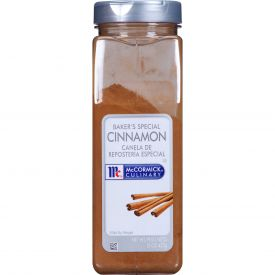 McCormick Bakers Special Ground Cinnamon - 15 oz