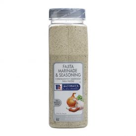 McCormick Fajita Marinade& Seasoning - 30 oz