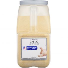 McCormick Granulated Garlic - 7.25 lb