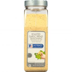 McCormick Roasted Garlic Bread Seasoning - 20 oz