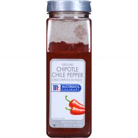 McCormick Ground Chipotle Chile Pepper - 1 lb