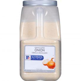 McCormick Granulated Onion - 5.75 lb