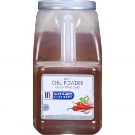 McCormick Light Chili Powder - 5.5 lb