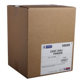McCormick Light Chili Powder - 25 lb