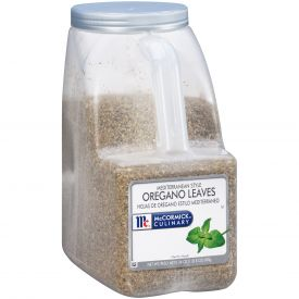 McCormickMediterranean Style Oregano Leaves - 1.5 lb