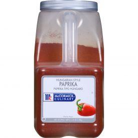 McCormick Hungarian Style Paprika, 5.25 lb