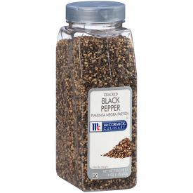 McCormick Cracked Black Pepper - 1 lb
