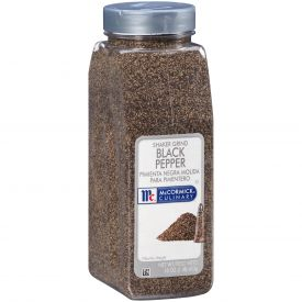 McCormick Shaker Ground Black Pepper - 1 lb