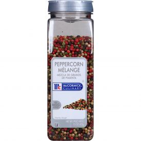 McCormick Whole Peppercorn Mélange, 15 oz